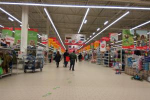 Гипермаркет: строительный контроль